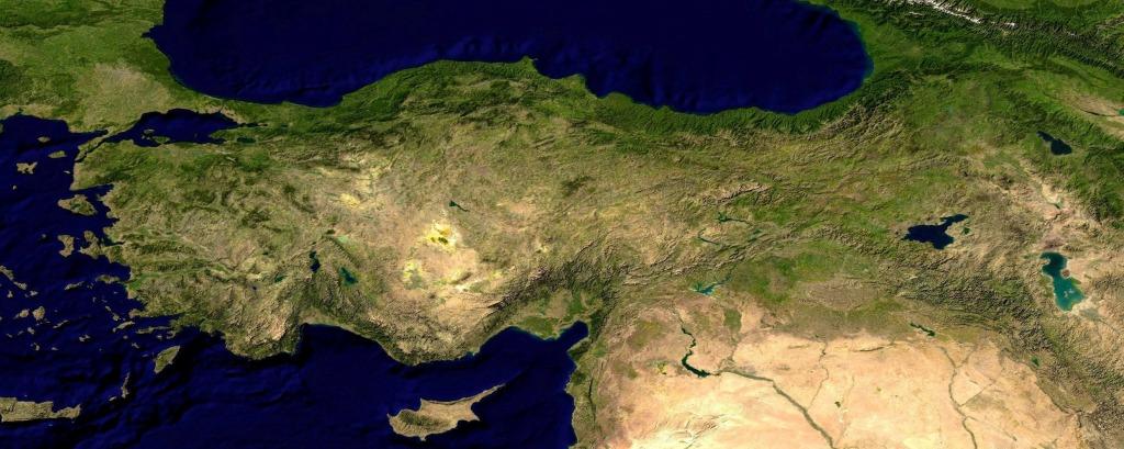 Turkiye haritasi yuksek cozunurluk