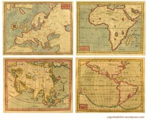 Cihannüma (Kıtalar Haritası)