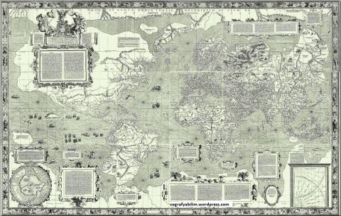 Mercator haritq